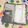 【無印良品のパスポートケース】パスポートケースで簡単袋分け家計簿。半年後の見直し*おすすめポイントとと改善点