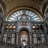 大聖堂のようなアントワープ中央駅(とブリュッセル)に行った話