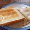 ブロートランドの食パンに  佐藤スープ