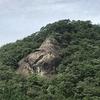 絶壁の鎖場!ライオン岩に登る