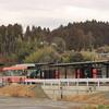 気仙沼線BRT 松岩~不動の沢間の工事状況(2020年1月時点)