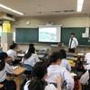 岸和田高校でお話させてもらいました