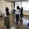 放課後にフラダンス-2