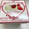 【番外編】まるごと小粒苺のひとくちアイス