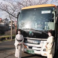 芸妓さんと行く「金沢 春のまちなかめぐり 2019」! 春の金沢の名所をたっぷり楽しめるバスツアーが開催中!
