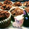 チョコレートケーキにゃ(*˘︶˘*).。.:*♡