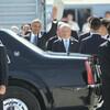 オバマ氏到着時タラップなし 中国当局者「我々の国だ」