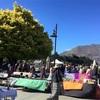 【NZ南島旅行】クイーンズタウンで週末のマーケットを楽しむ
