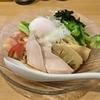 【今週のラーメン4255】 中華蕎麦 はる (東京・下井草) 冷やし中華蕎麦+麻婆ごはん 〜コロナ喧騒もどこへやら・・・和食センスの旨さでしっとり心を落ち着ける崇高冷やし麺!