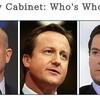 英保守党、影の内閣改造
