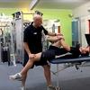 股関節の可動性(不十分な股関節の屈曲可動性が非効率的で傷害の危険性のある運動パターンをもたらす)
