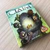 【ボードゲーム】「王国の派閥 / Claim」ファーストレビュー:コモノのトリックテイキング独習のための秀作。ホワイトゴブリンの小箱ボドゲをご紹介。