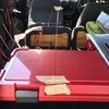 VW Lupo GTI の車内泊用ベッドを作る