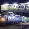 第1338列車 「 クモヤサンド! 115系R1編成の吹田出場を狙う 」