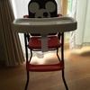 【ハイチェア】子どもの椅子を木製からパイプ製にしたらすごく良かった