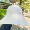 紫外線カット率100%!!サンバリア100の帽子を日傘に日傘に引き続き買ってみた