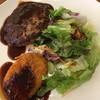 母と日替わりランチを食べた。 (@ ジョナサン - @jona_official_ in 豊島区, 東京都)