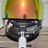 【バイク用品】 Insta360 GO 2 を ヘルメットマウントしてみる
