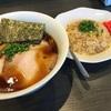 黒醤油と焼きめし(白)@札幌Fuji屋 2020ラーメン#83 休業中の系列店の人気メニューをいただく