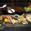 ペナンの「寿司割烹宮坂」の寿司膳