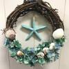 Blue Starfish wreath! 5周年記念 SALEのお知らせ!