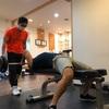 中強度トレーニングで筋肉に効かせる