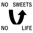 NO スイーツ NO LIFE