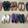 昔の自分にやられたっ 私とこどもの靴 ビフォーアフター