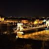 ブダペストの夜景とセンテンドレ日帰りデート