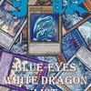 【Blue-Eyes White Dragon】 Blue-Eyes deck monster list 30 sheets【Summary】