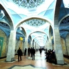 魔都タシケントの旧ソヴィエト建築地下鉄駅の美しさを見てくれ!