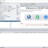 OWASP ZAPの証明書をインポートしてみた