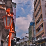 「バンコク 中華街ヤワラート(Yaowarat)」~横に入って路地裏、屋台店舗、オールドマーケット。。。②