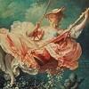 秘密の不倫を描いたむふふな名画!?フラゴナールの絵画「ぶらんこ」を読み解く。