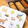 チーズケーキとお菓子の旅