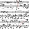 ショパンピアノソナタ3番3楽章〜再現部 分析
