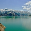 田子倉湖(福島県只見)