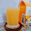 セブンプレミアム「果汁100%パイナップル 450ml」を飲んでみましたよ♪