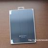 アップル Apple MKLV2FE/A (iPad mini 4 Smart Cover チャコールグレイ)スマートカバーを買いました(感想レビュー)
