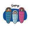 寝袋・シュラフよりマットが大事だよ~キャンプで眠れてますか?テントで寝れない人を連れて行こう♪