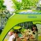 【おうちテント】でプチピクニック気分を自宅で満喫♪