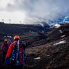 ほぼ登山初体験の二人が雪山・ビジャリカ火山を登ってみた