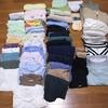 自分で物を減らして効果を検証シリーズ①―服類―