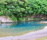 和歌山の名湯 川湯温泉に出没!名物の仙人風呂と川湯公衆浴場