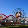 【DLR2019】カリフォルニアアドベンチャーを満喫!写真で見てた景色が目の前に〜!【2日目-前編】