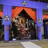 お寺でサルサ踊ってきましたヨ!!ホゥ!!