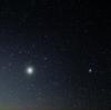 21P ジャコビニ・チンナー彗星 135mm レンズで写る