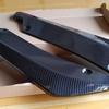 GVBインプレッサのリアバンパーにアマゾンで買ったBruce & Sharkというメーカーの激安汎用フィンを取り付けた話