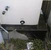 温水器、故障1(缶体の穴あき濾水?)