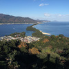 【観光】Sabosanの京丹後漫遊記 その1(天橋立編)/日本三景の一つである天橋立の絶景をのぞむ
